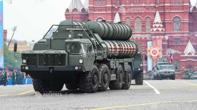 Rusia vrea să instaleze un ''dom'' pentru apărare aeriană cu rachete S-400 deasupra regiunii sale arctice