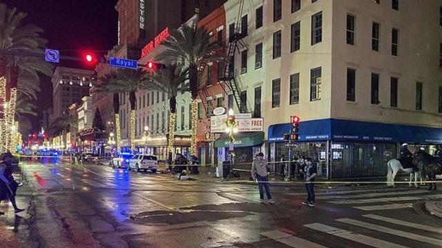Atac armat în New Orleans   Cel puţin 11 persoane au fost rănite după un eveniment sportiv