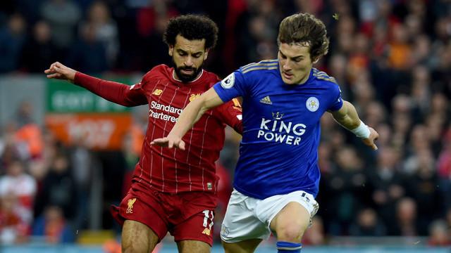 Liverpool a câştigat la scor derby-ul cu Leicester City, în Premier League Londra