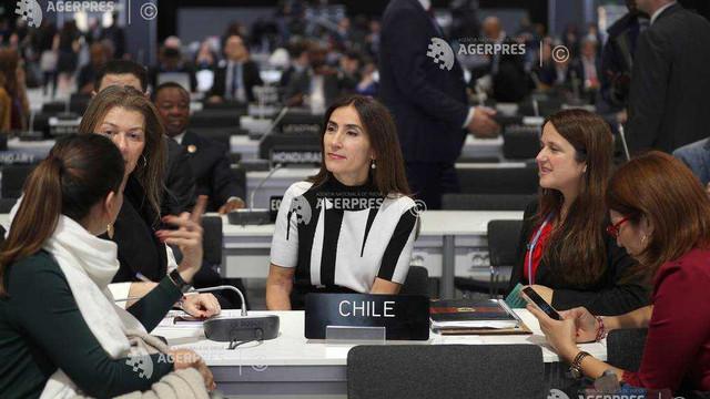 Madrid: 50 de şefi de stat sau de guvern la deschiderea celei de-a 25-a Conferinţe ONU asupra Climei