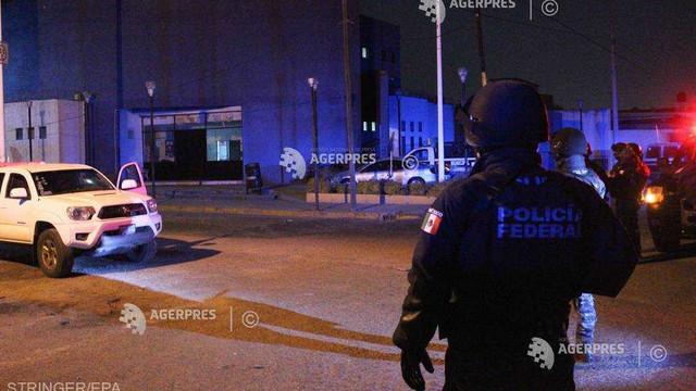 Polițiștii supraponderali și obezi din Mexic, obligați să țină dietă