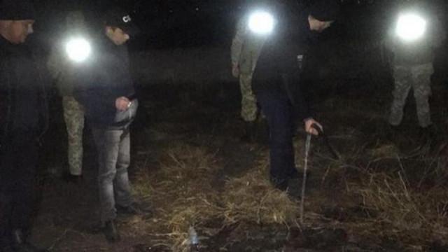 VIDEO   Țeavă pentru transportul alcoolului, descoperită la granița dintre R. Moldova și Ucraina