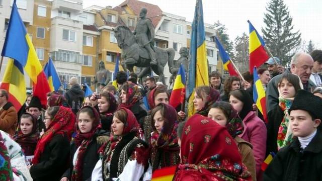 Ceremonii militare şi religioase, concerte şi alte evenimente sunt organizate în toată România, de Ziua Naţională