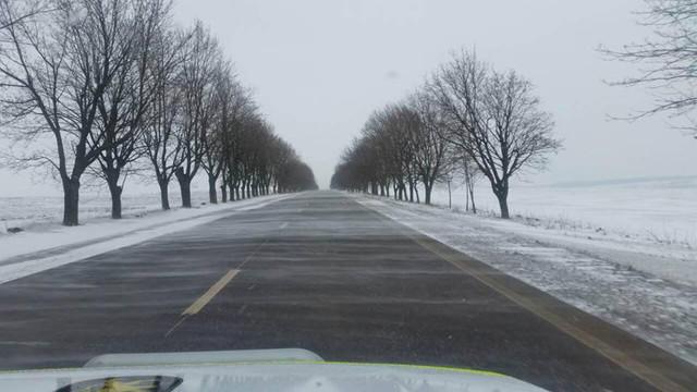 Circulația pe drumurile naționale este asigurată, conform ASD