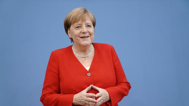 Angela Merkel întrevede progrese în convorbirile comerciale dintre SUA și UE, în mandatul noii Comisii Europene
