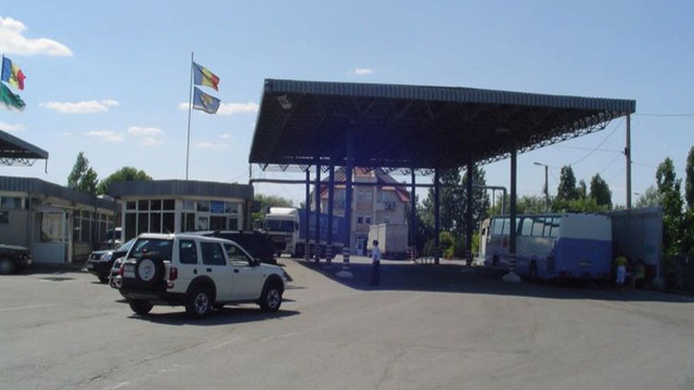 Controlul comun la punctul Novosaviţkaia-Cuciurgan de la frontiera moldo-ucraineană este din nou amânat