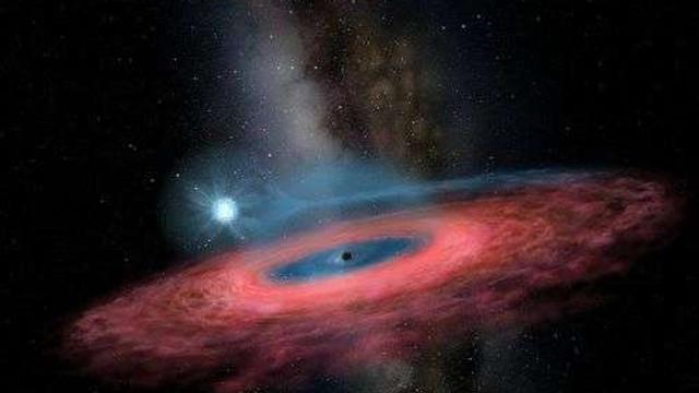 O gaură neagră de masă stelară din Calea Lactee este mult mai masivă decât se credea
