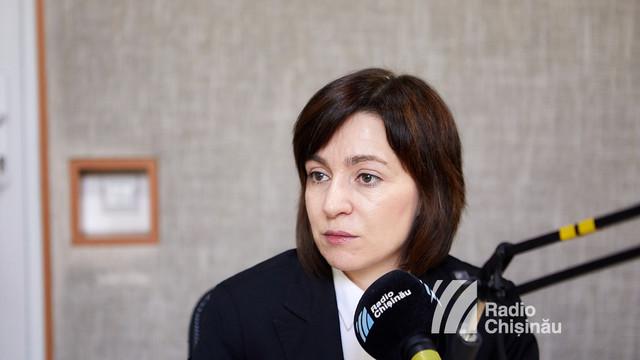 Maia Sandu | Cu siguranță, Igor Dodon are datorii mari la Kremlin. În toată această perioadă, el a fost sprijinit și este sprijinit în continuare