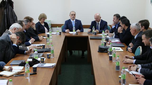 Autoritățile de pe ambele maluri ale Prutului, întrunite în ședința Comitetului SMURD 2 care a avut loc la Chișinău