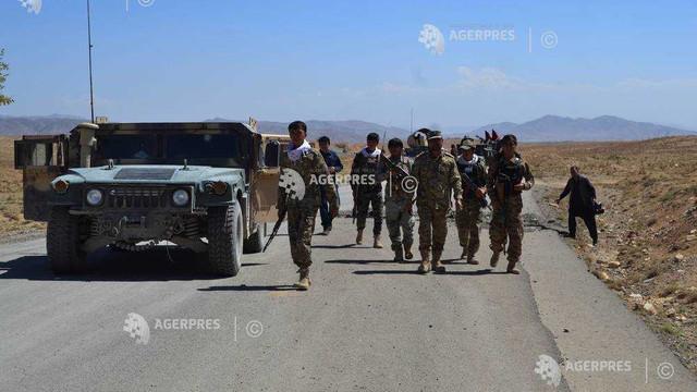 Afganistan: Atac al talibanilor asupra unei baze militare; cel puțin 23 de soldați afgani au fost uciși