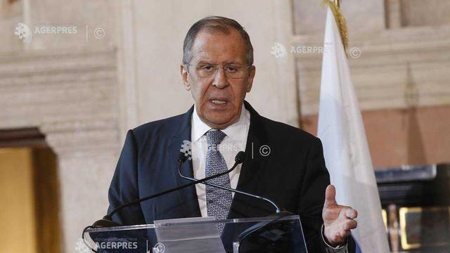 Rusia va răspunde oricărei desfăşurări de rachete din partea SUA, avertizează Serghei Lavrov