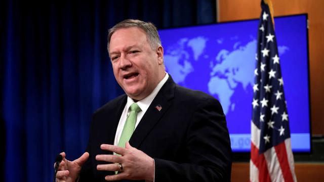 Mike Pompeo promite un răspuns ferm dacă acţiunile Iranului ar afecta interesele SUA în Irak