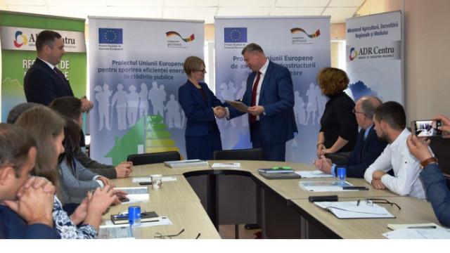 Șapte localități din centrul R.Moldova pot începe lucrările în proiecte finanțate de UE