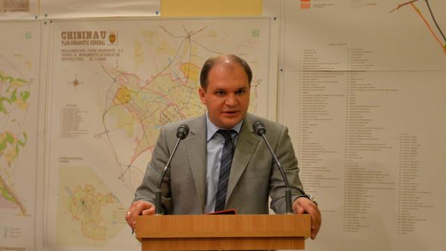 Ion Ceban - criticat în Consiliul Municipal Chișinău pentru că nu s-ar ține de cuvânt