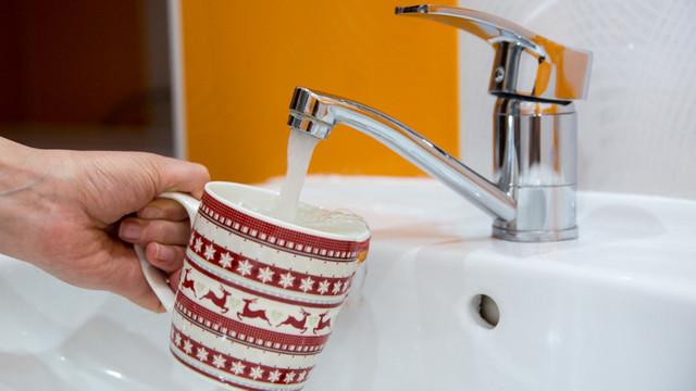 Sistări de apă pe strada Cuza Vodă