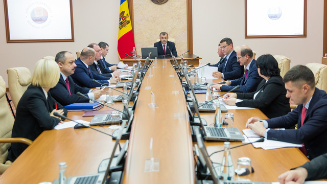 Guvernul a avizat un proiect de modificare a Legii cu privire la CSM