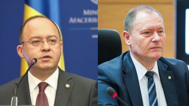 Ministrul de Externe de la București: Sprijinul României, inclusiv financiar al R.Moldova va fi reevaluat și condiționat strict de acțiunile reale, demonstrate de Guvernul socialist