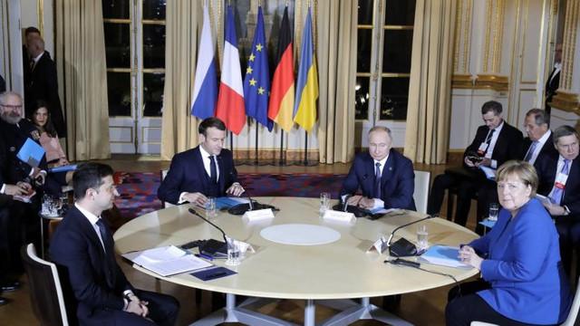 EXPERȚI, despre înțelegerile de la Paris privind Ucraina: Se încearcă folosirea formulei Steinmeier pentru a o federaliza, ca mai apoi acest model să fie transferat în R.Moldova