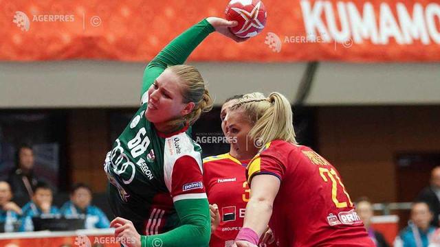România| Handbal feminin: Victorie și calificare incredibilă a României în grupele principale ale Campionatului Mondial
