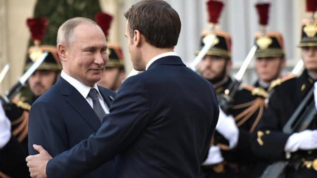 """Reacția lui Macron, după acordul privind armistițiul în estul Ucrainei: """"O relansare credibilă a discuțiilor care nu au mai avansat de ani de zile"""""""