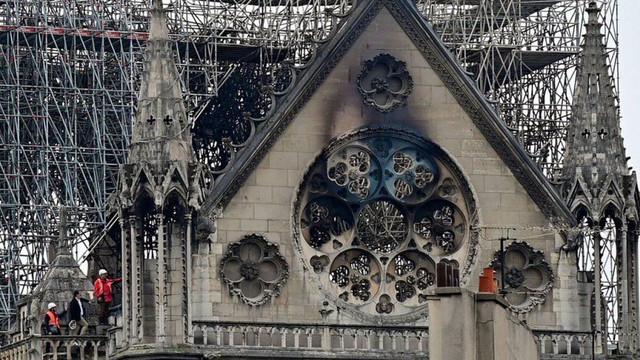 Prioritate absolută a lucrărilor de la Catedrala Notre-Dame din Paris: cum să fie demontate schelele instalate înainte de incendiu