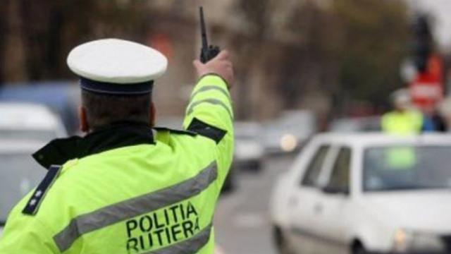 Peste 2 600 de șoferi au fost sancționați de polițiști în minivacanța de Crăciun
