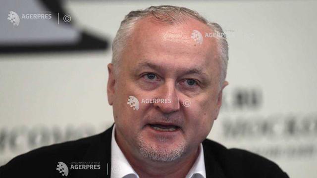 Rusia nu are nicio şansă dacă va depune apel la decizia AMA/WADA, spune preşedintele RUSADA