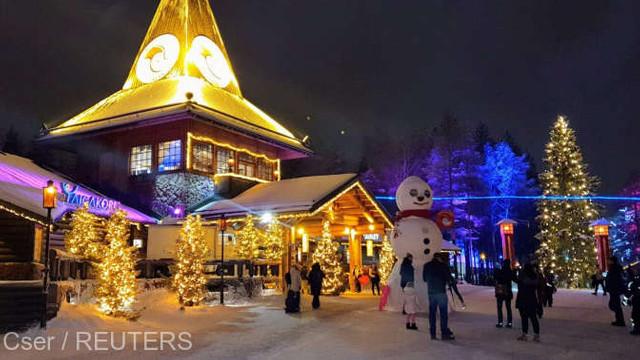 Finlanda - ''Țara lui Moș Crăciun'', între afluența de turiști și nemulțumirea populației saami
