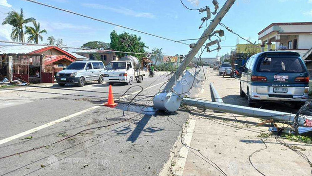 Taifunul Phanfone din Filipine - Bilanţul deceselor a urcat la 50
