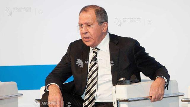 Moscova pregăteşte o vizită a lui Lavrov la Washington
