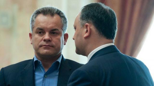Renato Usatîi: Igor Dodon știa de mult timp despre cea de-a doua identitate a lui Vlad Plahotniuc
