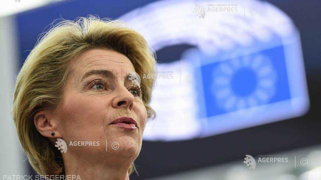 Ursula von der Leyen este rezervată în ceea ce privește participarea Huawei la extinderea rețelei 5G în Europa