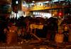 Hog Kong/Coronavirus | Atac cu coktailuri Molotov asupra unei clădiri ce urma să devină centru de carantină