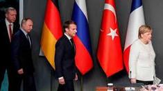 Lideri mondiali se reunesc la Berlin, pentru a încerca să găsească o soluţie pentru încetarea conflictului din Libia