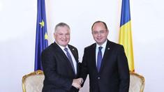 România și SUA își vor coordona acțiunile privind situația din R.Moldova