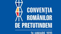 Românii din afara țării sunt așteptați de Ziua Unirii Principatelor Române la Palatul Parlamentului pentru a participa la Convenția Românilor de Pretutindeni