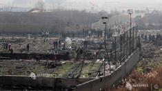 Iranul trimite în Ucraina cutiile negre ale avionului doborât accidental