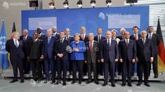A început la Berlin conferinţa internaţională dedicată Libiei