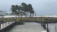 Arhipelagul Fiji - Două persoane dispărute şi peste 2.600 evacuate în urma trecerii ciclonului Tino