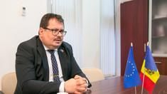 """TVR Moldova/Peter Michalko: """"Este inacceptabil să transformi criza în instrument de obţinere a dividendelor politice"""" (Revista presei)"""