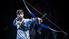 Dan Olaru a ocupat locul 4 la turneul mondial de la Nimes