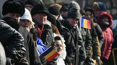 Manifestări de Ziua Unirii Principatelor Române, organizate la Chișinău