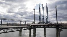 Peste un milion de tone de mărfuri au trecut prin Portul Giurgiulești in 2019. Vinul în vrac va putea fi transportat print-un terminal separat