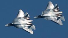 Avionul Su-57 a pierdut bătălia aeriană cu F-22 și F-35. Superioritatea aeriană americană îşi spune cuvântul (defenseromania.ro)