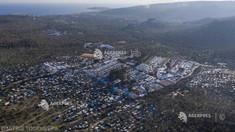 Proteste în insulele greceşti din Marea Egee împotriva taberelor de migranţi