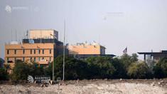 Ambasada SUA din Bagdad, vizată de un nou atac cu rachete