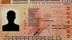 Autorităţile de la Chișinău anunță că sunt dispuse să presteze servicii de schimbare a permiselor de conducere eliberate de autoritățile separatiste de la Tiraspol