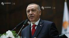 Erdogan: Conferinţa internaţională de la Berlin, o etapă importantă pentru încetarea focului în Libia