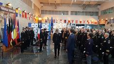 România a preluat comanda NATO asupra grupării navale de luptă contra minelor SNMCMG-2