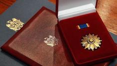 Doi foști funcționari ai CoE, distinși cu Ordinul de Onoare